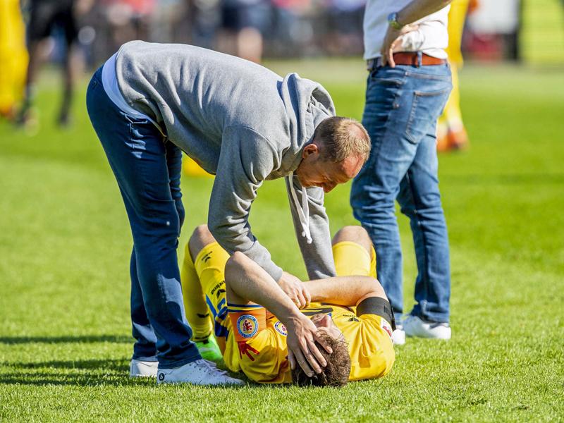 Nach zehn Jahren - Eintracht Braunschweig entlässt Trainer Lieberknecht