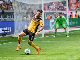 Disziplinarische Gründe: Dynamo verzichtet auf Aosman