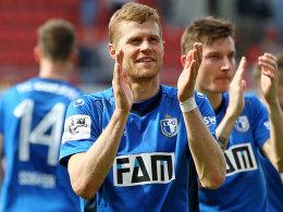 Hainault wechselt zum 1. FC Kaiserslautern