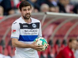 Dick kehrt nach Kaiserslautern zurück