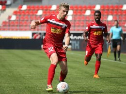 Huth wechselt von Erfurt zum FCK