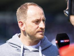 Geldstrafe für Braunschweigs Ex-Trainer Lieberknecht