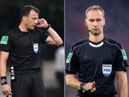 Relegation: DFB beruft Schiri-Duo Zwayer/Dankert