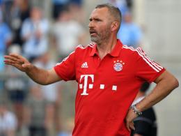 Kiel hat einen Coach: Tim Walter übernimmt für Anfang