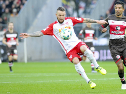 St. Pauli kauft Knoll aus Regensburg