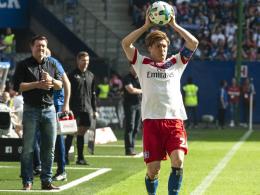 Der Kapitän verlängert: HSV-Eloge auf Sakai