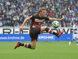 Alles klar: Möller Daehli bleibt fest bei St. Pauli