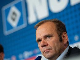 Hoffmann lehnt Erhöhung der Kühne-Anteile am HSV ab