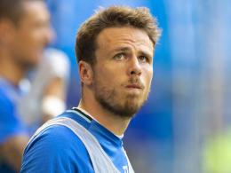Nicolai Müller kritisiert den HSV und Trainer Titz