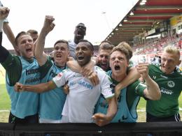 Held im Abstiegskampf: Fürth verpflichtet Green fest