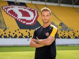 Dresden verpflichtet Fortuna Kölns Boss