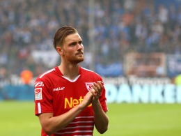 Regensburg leiht Sörensen für eine weitere Saison aus