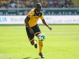 Dynamo startet ohne Mlapa und Heise