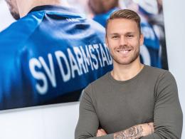 Darmstadt leiht Franke von Norwich City aus