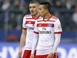 Papadopoulos und Wood wollen den HSV verlassen