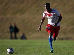 Opoku wird Profi - Wunschkandidat Jairo
