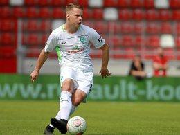 Holstein testet Werders Schmidt