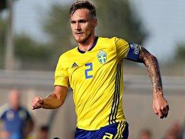 Dynamo holt Schwedens U-21-Kapitän Wahlqvist