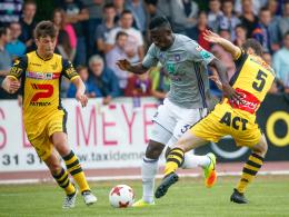 Bochum leiht Ganvoula von Anderlecht aus