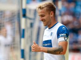 Butzen führt Magdeburg als Kapitän aufs Feld