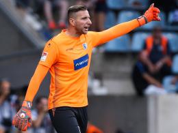 Fejzic ist Magdeburgs neue Nummer 1