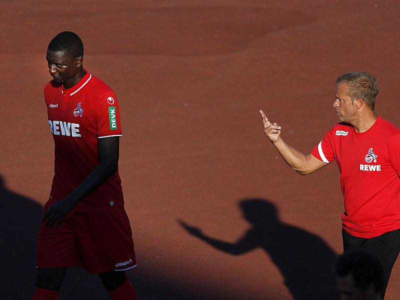 Bundesliga - 1. FC Köln gewinnt sein erstes Zweitligaspiel