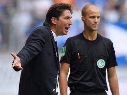 Duisburg: Grlic hadert mit dem Schiedsrichter