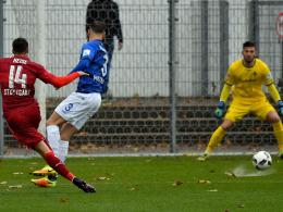 VfB geht trotz Frühstart gegen Darmstadt baden