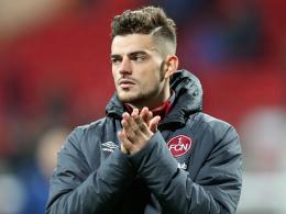Nürnberg: Leibolds Rückkehr zum VfB fällt aus