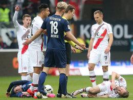 St. Pauli im Pech: Buchtmann fällt lange aus