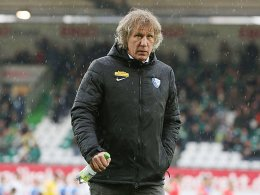 Verbeek hat wieder Alternativen