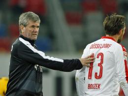 Fortuna jagt den Vereinsrekord - Bodzek für Fink
