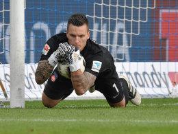 Keeper Müller bindet sich an Heidenheim