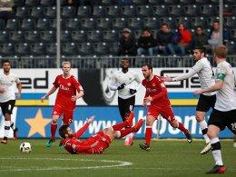 DFB-Sportgericht: Kister-Strafmaß bleibt