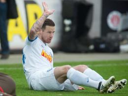 Bochums Perthel für zwei Spiele gesperrt