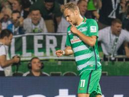 Schnelle Rückkehr: St. Pauli leiht Thy von Werder aus