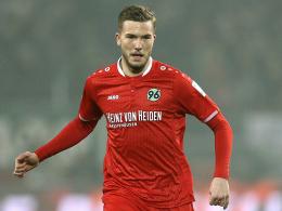 Hoffmann verlässt Hannover Richtung Düsseldorf