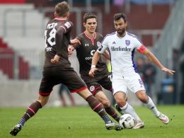 St. Pauli verliert Test gegen Drittligist Osnabrück