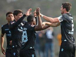 Erste Pereira-Siege: 1860 gewinnt zweimal 3:0