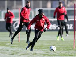 VfB hebt mit Mané und Green ab - Sunjic vor Wechsel