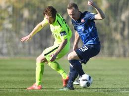 SVWW fügt Heidenheim Testspiel-Niederlage zu