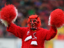 Kerk lässt die Roten Teufel jubeln