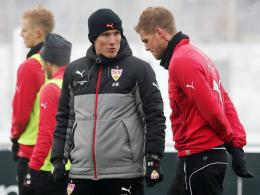 VfB auf der Suche nach Balance