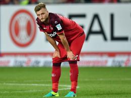 Wieder Przybylko: FCK schlägt Pirmasens