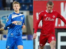 Kickers holen Ernst - Weil nach Magdeburg