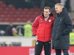 VfB-Boss Schindelmeiser: Kommissar wachsam