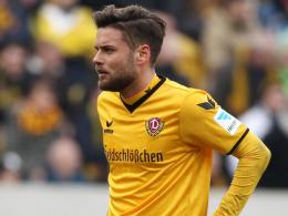 Kreuzer bleibt bis 2019 bei Dynamo