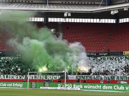 Geldstrafen gegen Fürth und Münster