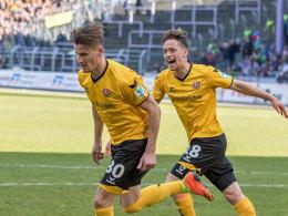 Dynamos Auftrag: Das Derby-Gefühl konservieren