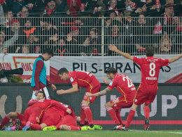 Neuer Tabellenführer! Union zieht am VfB vorbei